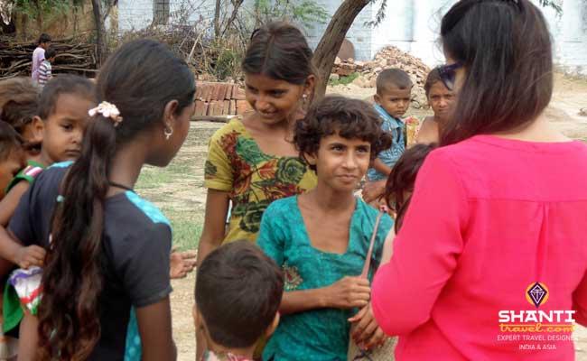 enfants rajasthan