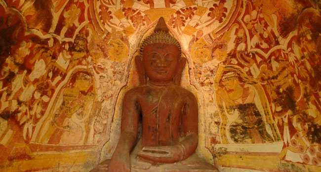Buddha Statue in Monywa