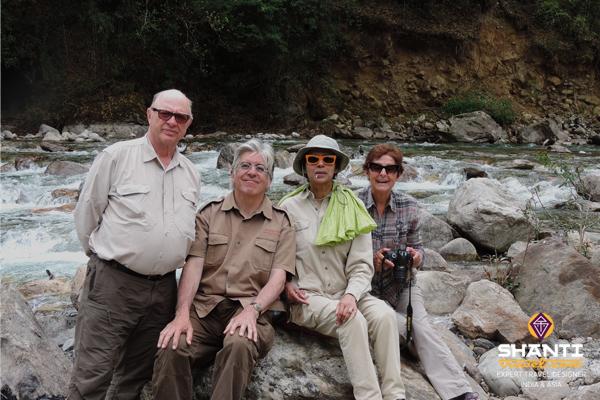 Bhoutan, Jean Luc et ses amis