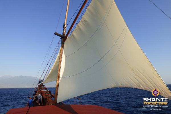Komodo Island Cruise in Indonesia