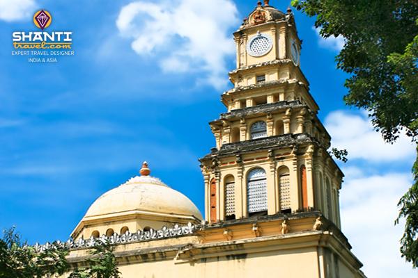 Tamil Nadu - Madurai Thirumalai Nayak Palace