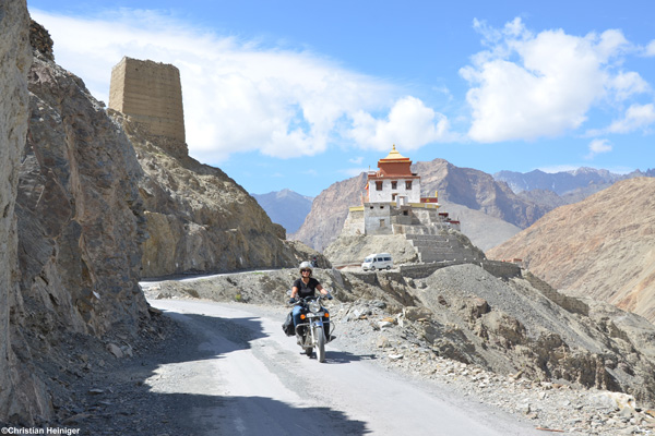 Royal Enfield Tour in Ladakh