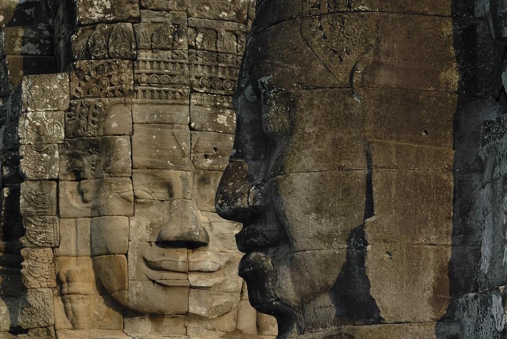 Angkor Sculptures