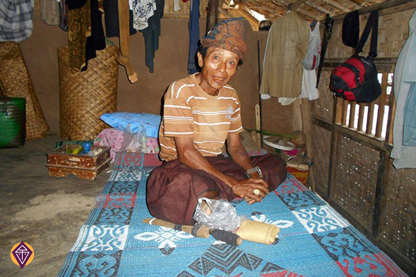 logement habitant indonesie