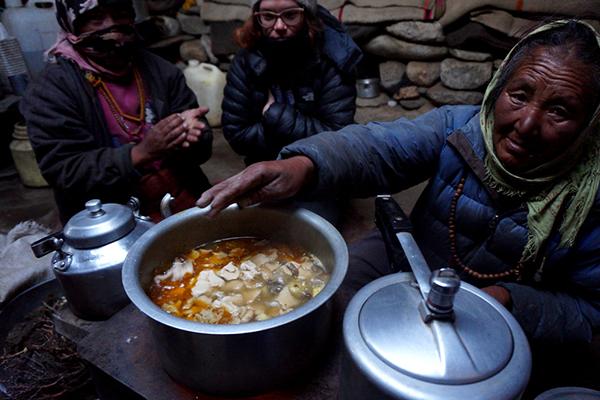 cuisine ladakh inde
