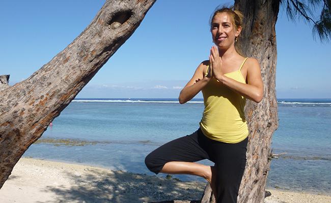 lucie birac professeur yoga