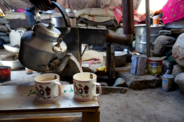 thé ladakh