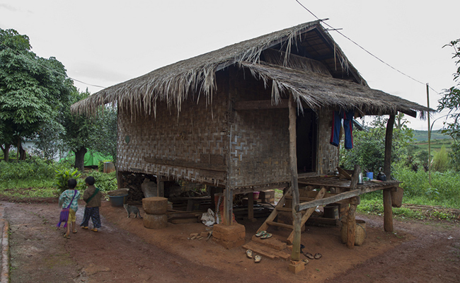 dormir-chez-l-habitant-village-lamine Birmanie