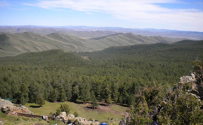 monastère-tovkhon-mongolie
