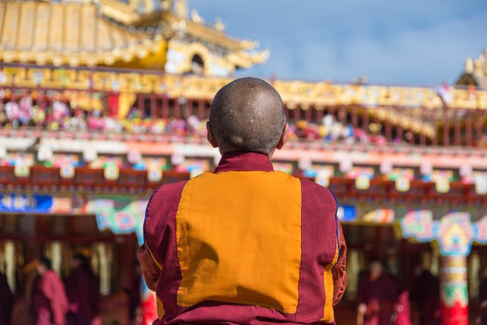 Losar nouvel an tibet