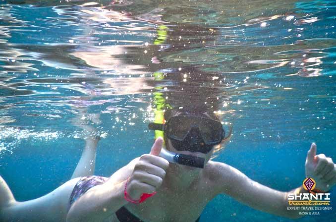 bali snorkeling