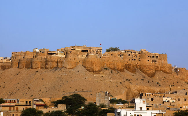travel guide for Jaisalmer