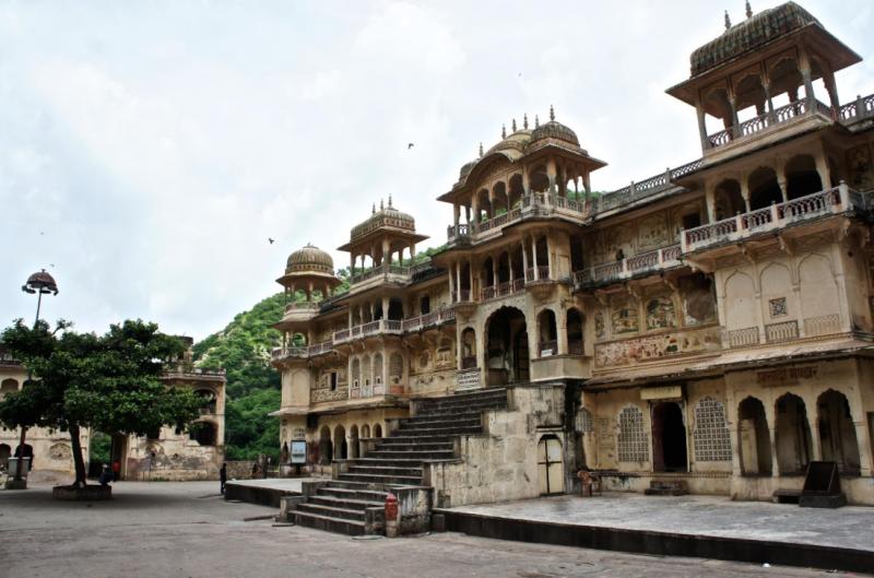 Monkey Temple Jaipur