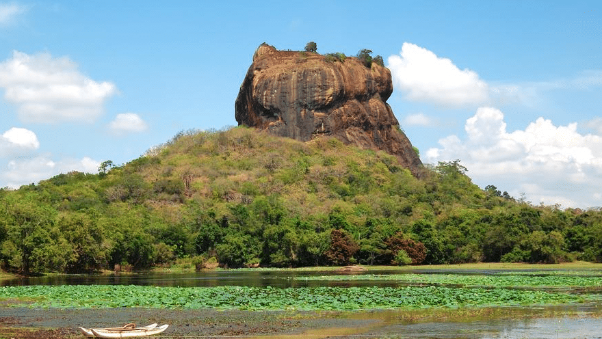 Sigiriya Felsen UNESCO
