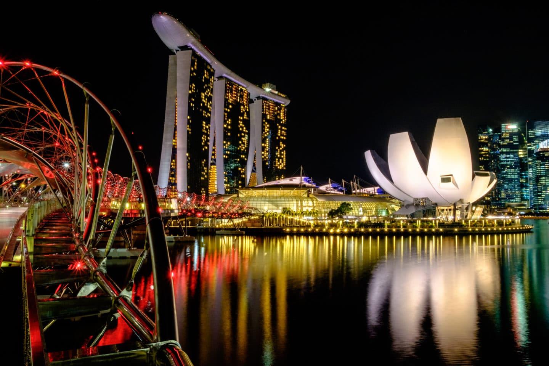 voyage singapour