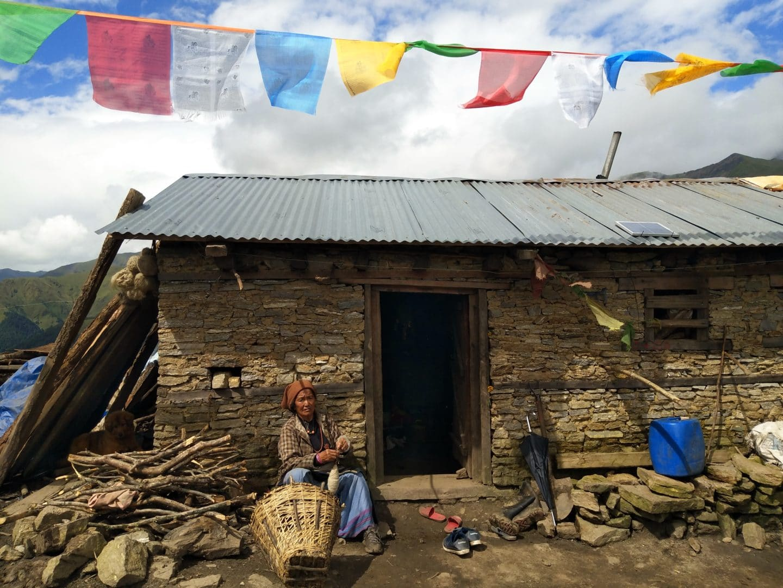 Sur les traces d'une Princesse de l'Himalaya