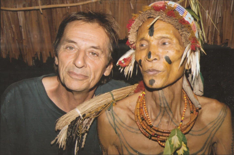 Mentawai et ses Hommes fleurs