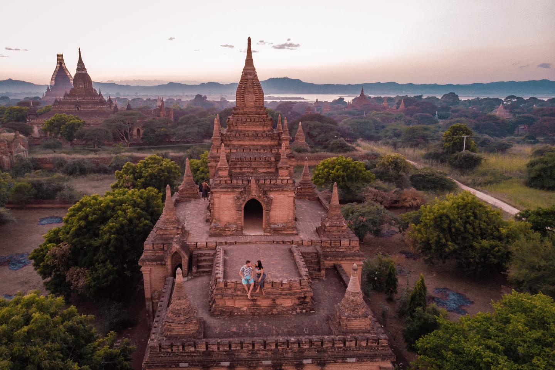 voyage birmanie - meilleures destinations voyages noces asie
