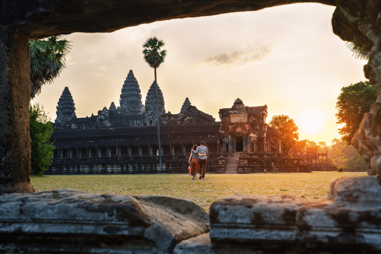 voyage cambodge - meilleures destinations voyages noces asie