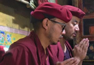 a petits pas premiere etape trek ladakh